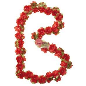 Bloemenslinger Basil Rood 10cm