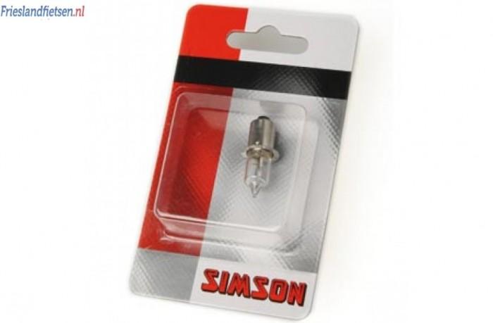 Simson fietslamp Halogeen