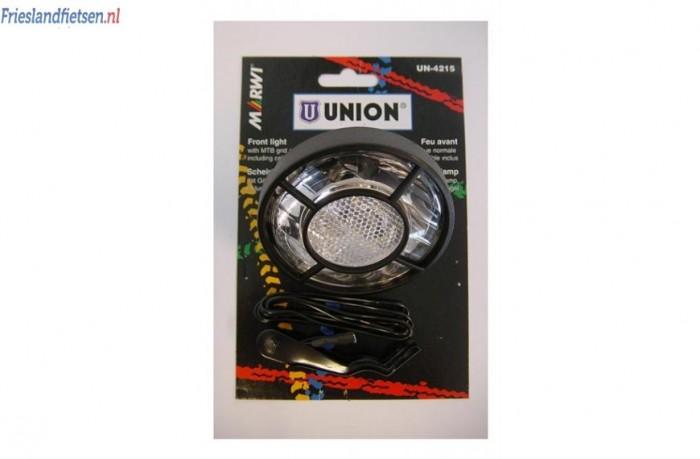 Union koplamp ATB en MBT voor Dynamo