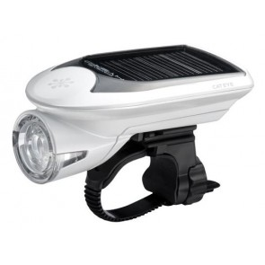 Cateye Koplamp Led Solar HL-EL020