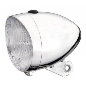 Koplamp Retro Hollands Led Chroom