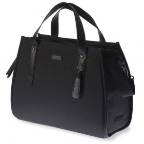 Basil Noire Businessbag Midnight Black 17L