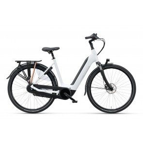 Batavus Finez E-go Power dames Parelmoer
