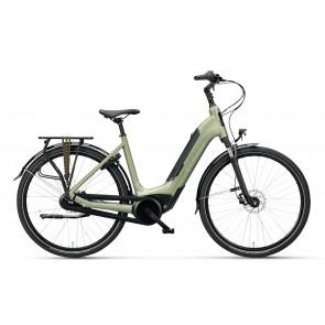 Sparta c-Grid Fit M7Tb E-bike Dames Olive Matte 2021
