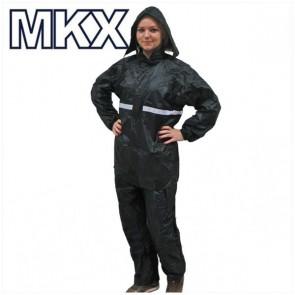 Regenpak MKX blauw