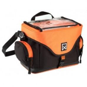 Willex Stuurfietstas Zwart/Oranje